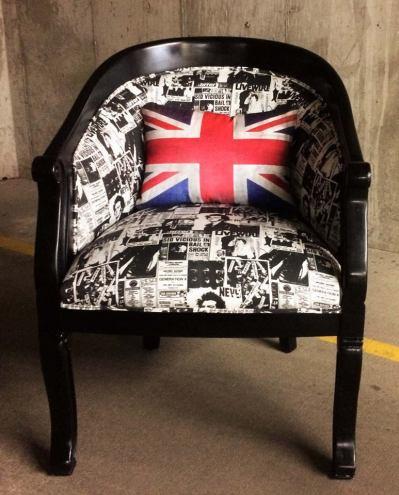 Rock + Roll Chair